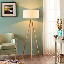 lindby dreibein stehle für kinder junges wohnen in weiß aus textil ua für wohnzimmer esszimmer 1 flammig e27 a stehleuchte