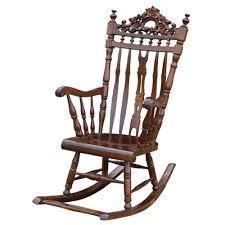 Ebay Rocking Chair Nursery by Antique Wood Rocking Chairs Design Home U0026 Interior Design