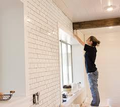 Tile Installer Jobs Nyc by Kitchen Chronicles A Diy Subway Tile Backsplash Part 1 Jenna