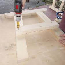 learn to build your own adirondack rocking chair free