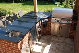 Garden Kitchen Ideas Outdoor Kitchens Built In Bbqs By Magic