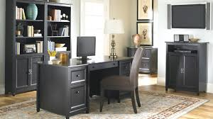 Sauder Office Port Executive Desk Instructions by Sauder Office Port Executive Desk In Dark Alder Desks Home Small