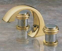 Polished Brass Bathroom Faucets Widespread by Plain Delightful Chrome And Brass Bathroom Faucets Chrome Polished