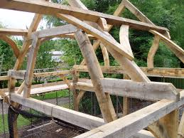 Timber Roof Frames | Oak Timber Framing & Carpentry In France Danbury Elks Lodge Crane Day The Barn Yard Great Country Garages Roof Awesome Roof Diagram Pole Gambrel Truss With A Medeek Design Inc Gallery Exterior Inspiring Home Ideas Decorating Cool Of Shed Framing For Capvating Rafters And Also Metal On Timber Stock Photos Images Architecture Beautiful Window Shutters Signs Modern House Colors Stunning Signs Check Out Edgeworth Barn Oak Carpentry In France Pitch Formula Plans