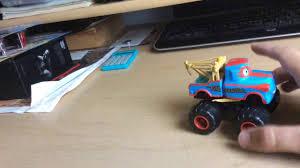 Disney Pixar Cars 2010 Cars Toon Monster Truck Mater The Tormentor ...
