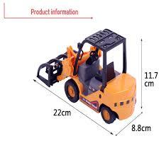100 Toy Forklift Truck 2019 Childrens Car Inertia Engineering Model 36