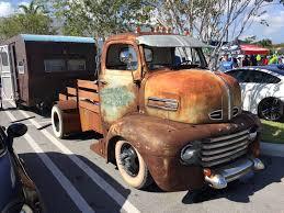 100 50 Ford Truck 1948 COE Custom Pickup Truck Conversion Rat Trucks