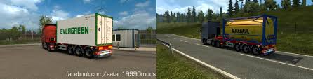 TMP - D-TEC V1.2 TRAILER MOD -Euro Truck Simulator 2 Mods Renault Premium With Autoload V20 Farming Simulator Modification Cm Truck Beds At Tmp Innovate Daimler 00 Trailer Ets2 Oversize Load 2 R 12r 130 Euro Simulator Chemical Cistern Mods Youtube Speeding Freight Semi Truck With Made In Sweden Caption On The Jumbo Pack Man Fs15 V11 Cistern Chrome V12 Trailer Mod