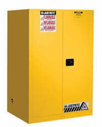 justrite extra large flammable cabinet key