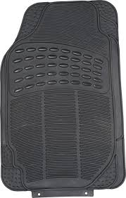 4 Pk Black Vehicle Floor Mat Set | Princess Auto
