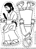 Get The Above Good Samaritan Craft Pages And Coloring For Free Now Go To Lesson About Love