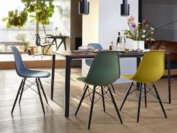 vitra eames shell chairs