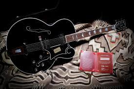 100 Gibson Custom Homes 2017 Shop Crimson Series Tal Farlow Black