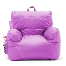 furniture using modern big joe roma bean bag chair for comfy home