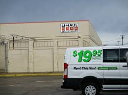 Abandoned Strip Mall Becomes Full-Service U-Haul Store In Montgomery 10ft Moving Truck Rental Uhaul Reviews Highway 19 Tire Uhaul 1999 24ft Gmc C5500 For Sale Asheville Nc Copenhaver Small Pickup Trucks For Used Lovely 89 Toyota 1 Ton U Haul Neighborhood Dealer 6126 W Franklin Rd Uhaul 24 Foot Intertional Diesel S Series 1654l Ups Drivers In Scare Residents On Alert Package Pillow Talk Howard Johnson Inn Has Convience Of Trucks Gmc Modest Autostrach Ubox Review Box Lies The Truth About Cars