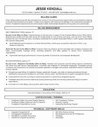 Medical Billing Resume Examples Of 22
