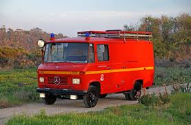 100 Old Fire Truck For Sale Hemmings Find Of The Day 1969 MercedesBenz L408 G Hemmings Daily