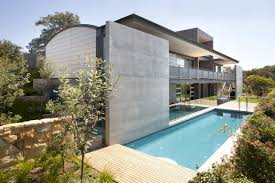 100 Mosman Houses Gallery Of House Popov Bass Architects 1