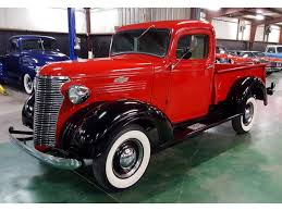 100 Truck For Sale In Texas 1938 Chevrolet Pickup For ClassicCarscom CC1054574