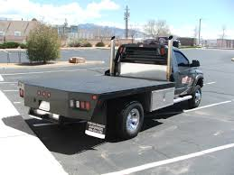 √ Steel Flatbed Truck Beds, Bradford Built