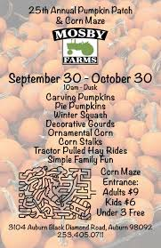 Colorado Pumpkin Patches 2017 by Pumpkin Patch U2014 Mosby Farms