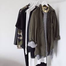 TUMBLR CLOTHES RACK On The Hunt