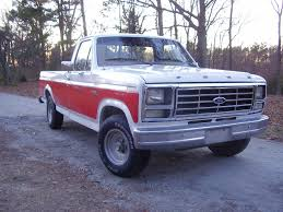100 Ford Truck 1980 Cvfd10 F150 Regular Cab Specs Photos Modification Info