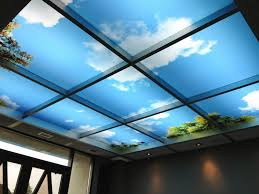 decorative suspended ceiling tiles drop with recessed