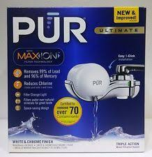 Pur Mineralclear Faucet Refill 6 Pack by Pur Ultimate Water Filter Ebay