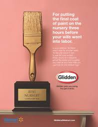 Glidden Porch And Floor Paint Walmart by Paint Ad Multibrush Ads Pinterest