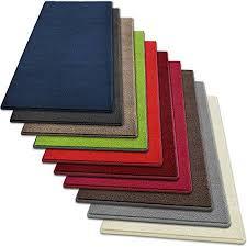 teppich läufer noblesse flauschig getufteter flor in modernen farben mit gut siegel teppichläufer in vielen farben für flur schlafzimmer