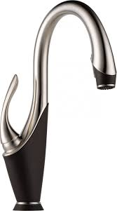 Brizo Kitchen Faucet Leaking by Brizo 63025lf Ss Artesso Brilliance Stainless Pullout Spray For