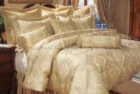 Home Accessory Gold White Bedding Whereto Humanefarmfunds