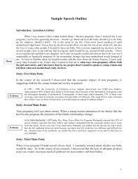 Sample speeches about yourself introduction speech outline