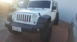 Jeep Wrangler Unlimited Sport 2014 Todoterreno en Cuenca Azuay