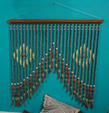 Glass Bead Curtains For Doorways by 37 Best Beaded Curtains Images On Pinterest Beads Beautiful And