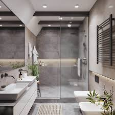 attached bathroom designs for master bedroom interior