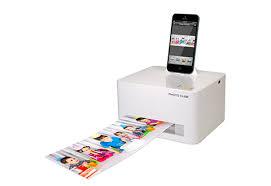 Smartphone Cube Printer Sharper Image