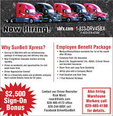 SUNBELT FURNITURE XPRESS, INC.   Jobs   Hickoryrecord.com Ward Freight Saigon Newport Cporation Ppt Download Trucking News Ward Trucking Tracking Best Image Truck Kusaboshicom Safety Exemptions For Livestock Haulers Raise Concerns Others On Usf Conway Junction Lands Fast Track Flatbed Companies Directory Alicia Branch Operations Codinator Penske Leasing Hshot Trucking Pros Cons Of The Smalltruck Niche