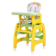 3 In 1 Baby High Chair Convertible Play Table Wooden High Chair For Babies And Toddlers With Harness Removable Tray Adjustable Legs High Chairs Hedstrom Vintage Convertible Pads Skip Hop Tuo 2in1 Koodi Duo Highchair Rubber Tree Wood 6 Months 3 Years Plan Asunflower In 1 Modern Solution Cushion Feeding Toddlerinfantbaby Childrens Ding Fashion Recall Chairs Room Lovable Jenny Lind For Abiie Beyond With The Perfect Baby Your Or As A Months