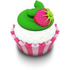 Vanilla Cupcake icon PNG File 512x512 pixel