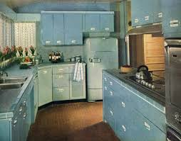 1950 Retro Kitchen Decor 1950s