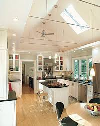 Pinterest Kitchen Soffit Ideas by Lighting Soffit Idea For Cabinets In A Kitchen With A Cathedral