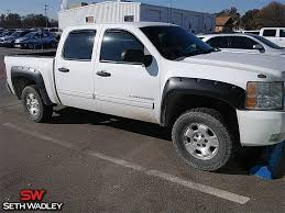 Used 2010 Chevy Silverado 1500 LT 4X4 Truck For Sale In Ada OK ...