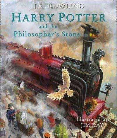 Harry Potter and the Philosopher's Stone [Book]