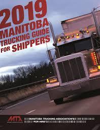 100 Arnold Trucking MEMBERSHIP MANITOBA TRUCKING ASSOCIATION