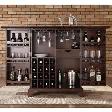 Real Solutions Michael Hoffmans Repurposed Credenza Bar