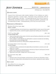 Wordpad Cv Template Resume New Simple