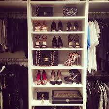 Clothes Luxury Shoes Walk In Closet