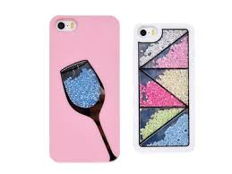 Phone Cases for iPhone 5s Glitter Crystal Design for iPhone 5s
